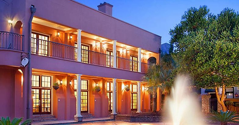 The Lodge Alley Inn, Charleston, South Carolina