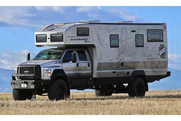 The Most Expensive Luxury Rvs You Can Buy Cheapism