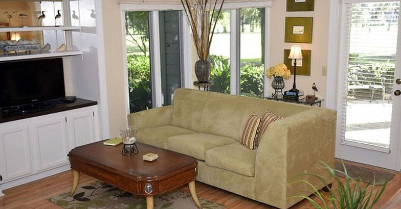 1 BR Overlooking George Fazio Golf Course, Hilton Head, South Carolina