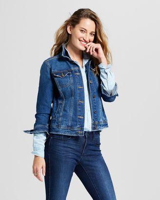 universal thread women's freeborn denim jacket