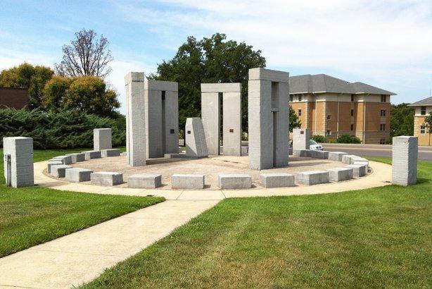 Stonehenge Re-Creation