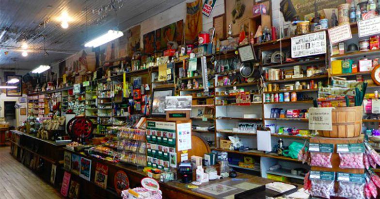 The Original Mast General Store, Valle Crucis, North Carolina