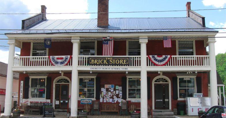 The Brick Store, Bath, New Hampshire