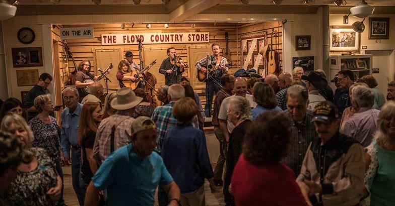 Floyd Country Store, Floyd, Virginia