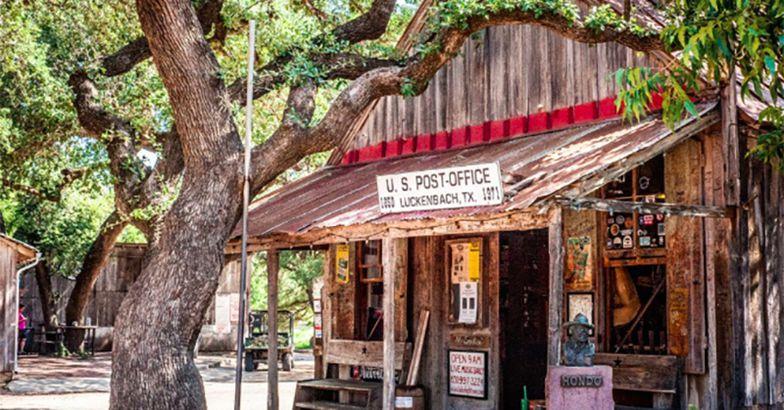 Luckenbach General Store, Luckenbach, Texas