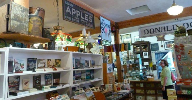 Brewster General Store, Brewster, Massachusetts