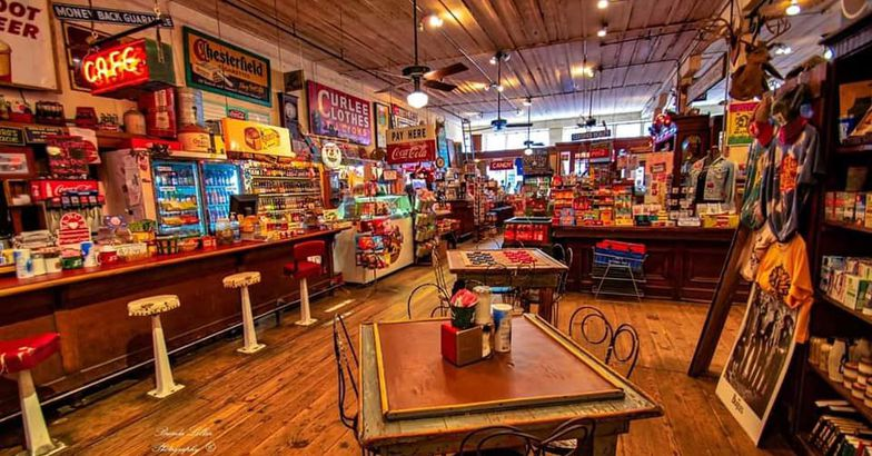 Jefferson General Store, Jefferson, Texas