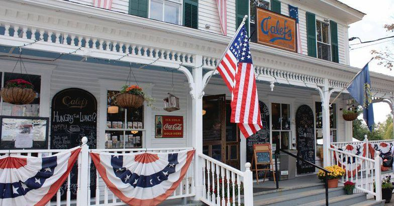 Calef's Country Store, Barrington, New Hampshire