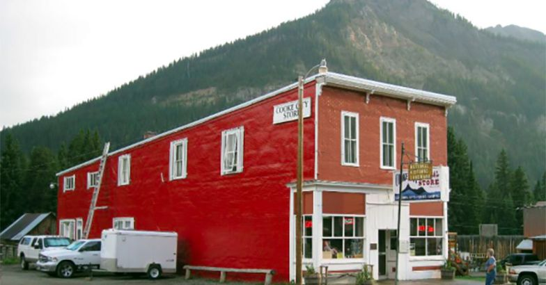 Cooke City General Store, Cooke City, Montana