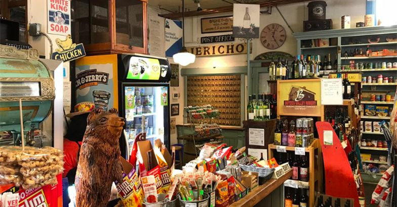 Jericho Center Country Store, Jericho, Vermont