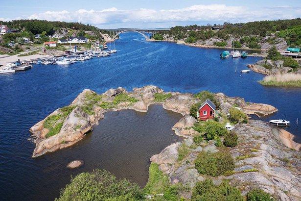 Private Island in Norway in Vesterøy