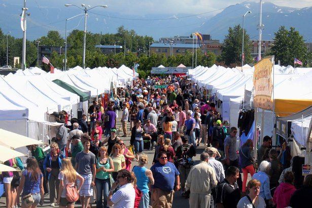 Anchorage Market & Festival