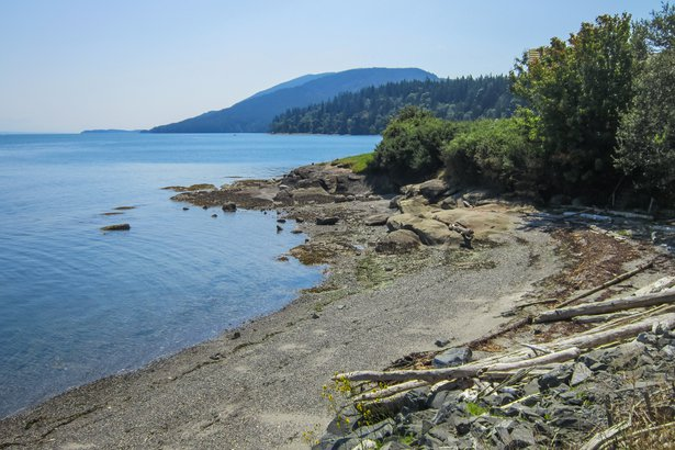 Lummi Island, Washington