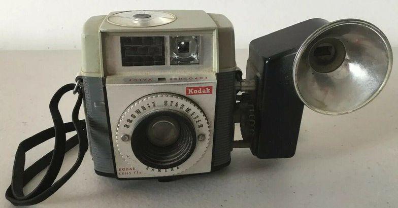 Vintage Kodak Brownie Starmeter