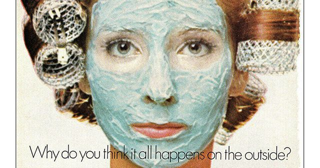 1968 One A Day Vitamins: Happens On the Outside Vintage Print Ad