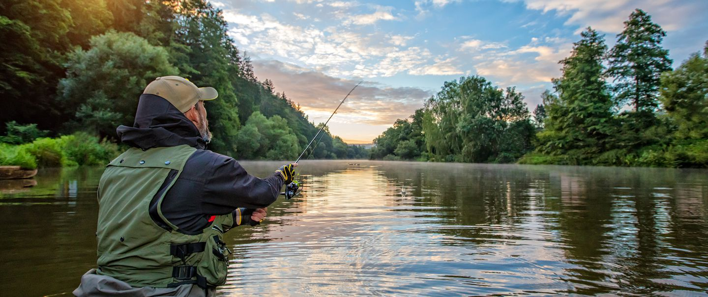 Best Fishing Spots in America | Cheapism com