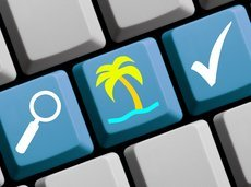 booking your next vacation online