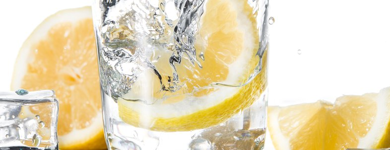 Stay Hydrated With Flavored Water