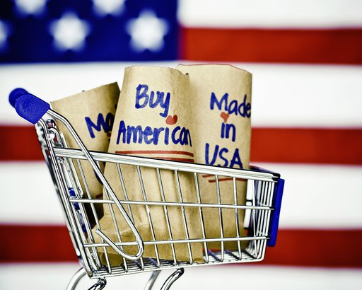 buy American made goods