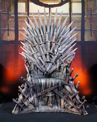 'Game of Thrones' icon from drama series