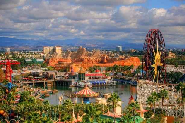 Disneyland California Adventure in Anaheim, California
