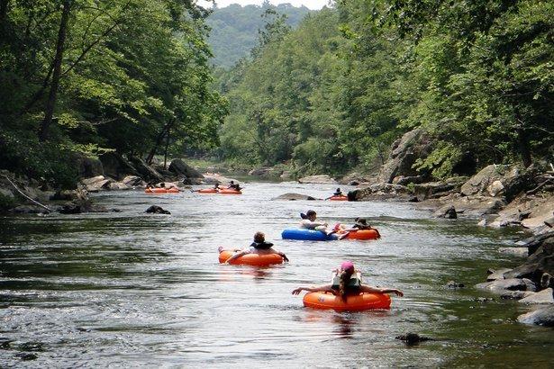 Best Tubing Rivers in America | Cheapism com