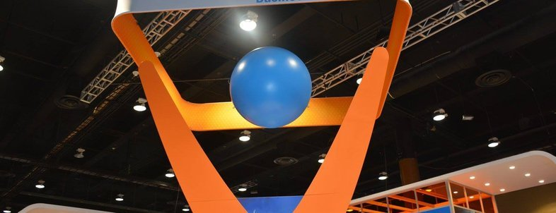 Vonage at a convention