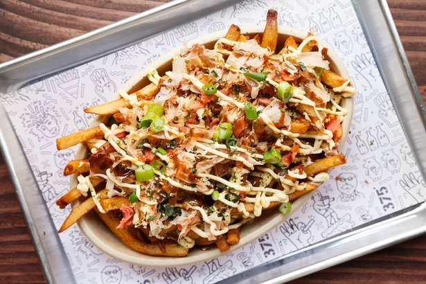 Banh Mi Fries at 375 Fries in New York