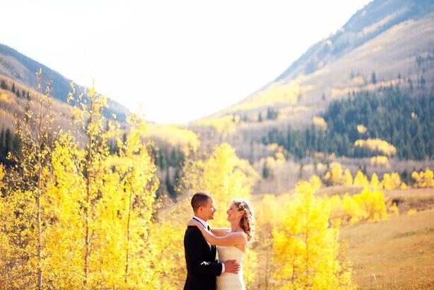 wedding in Colorado