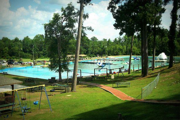 Pearce Pool in Jackson, Alabama
