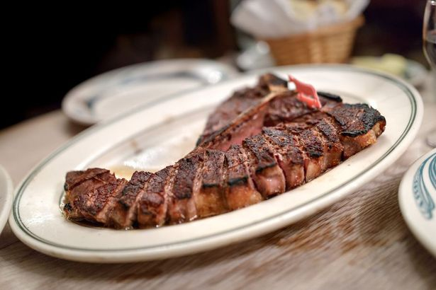 Steak, Peter Luger Steak House