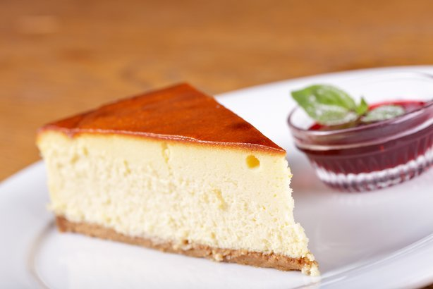 Philadelphia Three-Step Cheesecake
