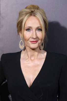 """J.K. Rowling at premiere """"Fantastic Beasts And Where To Find Them"""""""