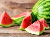 watermelon and slices