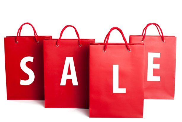 shopping bags sale