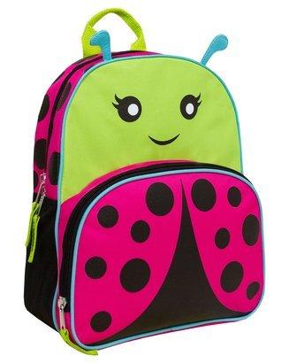 Animal Friends Ladybug Backpack