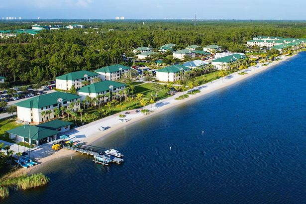 North Lake Village, Florida Gulf Coast University