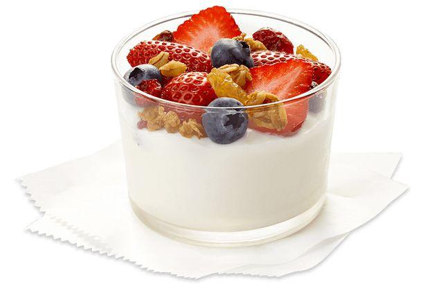 Greek Yogurt Parfait, Chick-fil-A