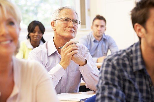 Attend University Courses