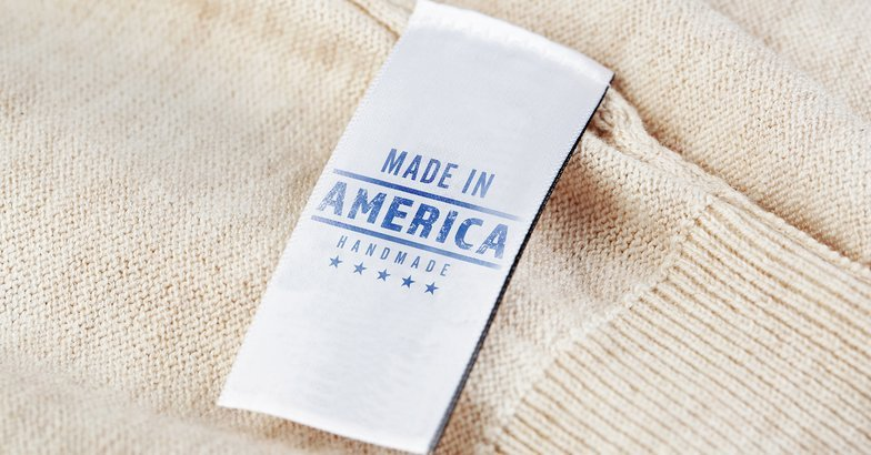 40 clothing brands still made in america cheapism. Black Bedroom Furniture Sets. Home Design Ideas