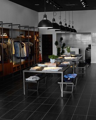 Baldwin Denim & Collection store