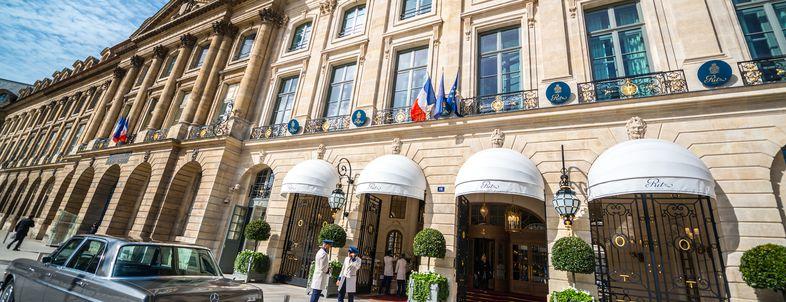 Hotel Ritz Paris in Paris