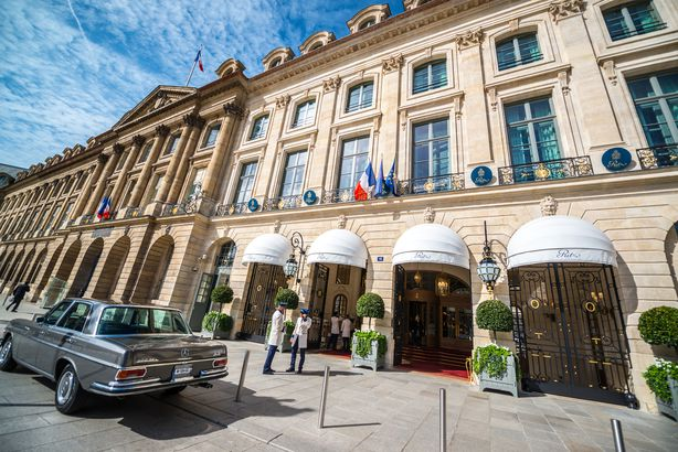 Hotel Ritz Paris in Paris