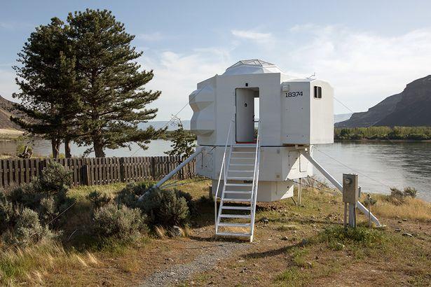 Central Washington Spacecraft