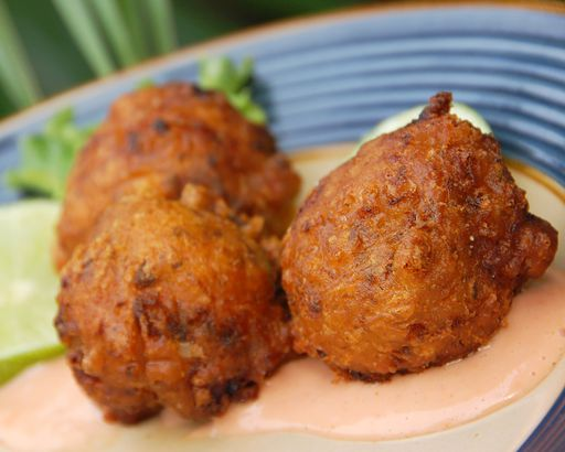 Conch Fritters, Florida Keys