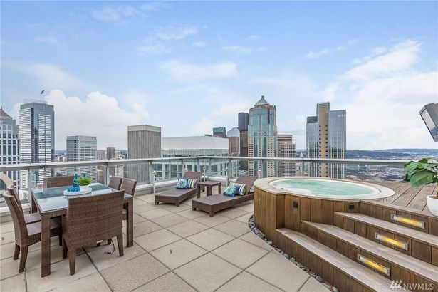 $3.7 Million Condo in Seattle