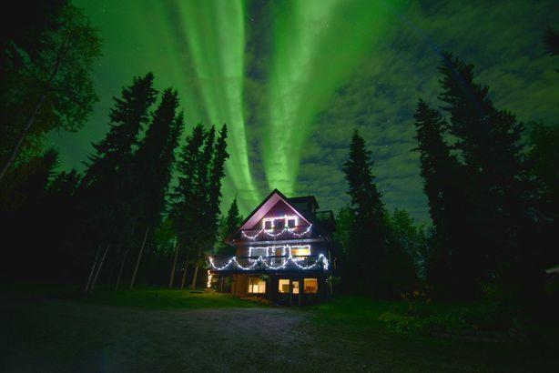 Alaskan Getaway