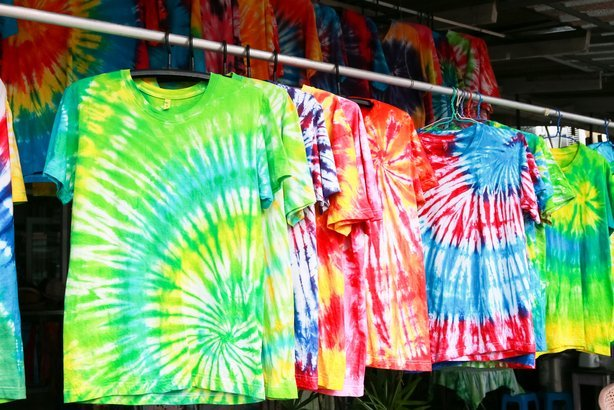 Tie-Dye Shirts