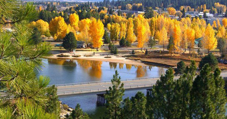 Lake Cascade State Park, Cascade, Idaho