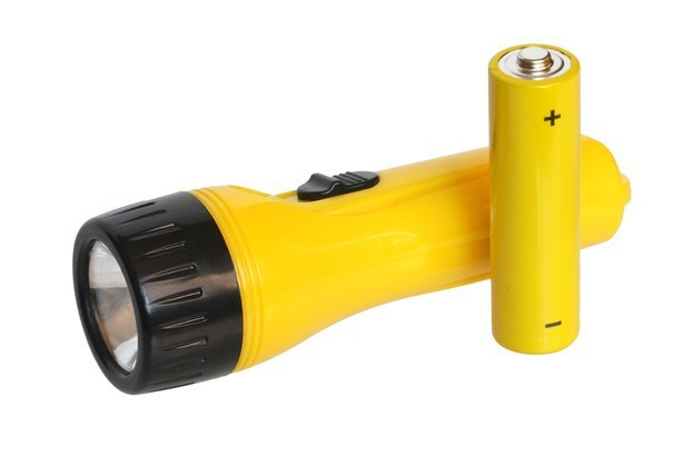 Flashlights and Batteries